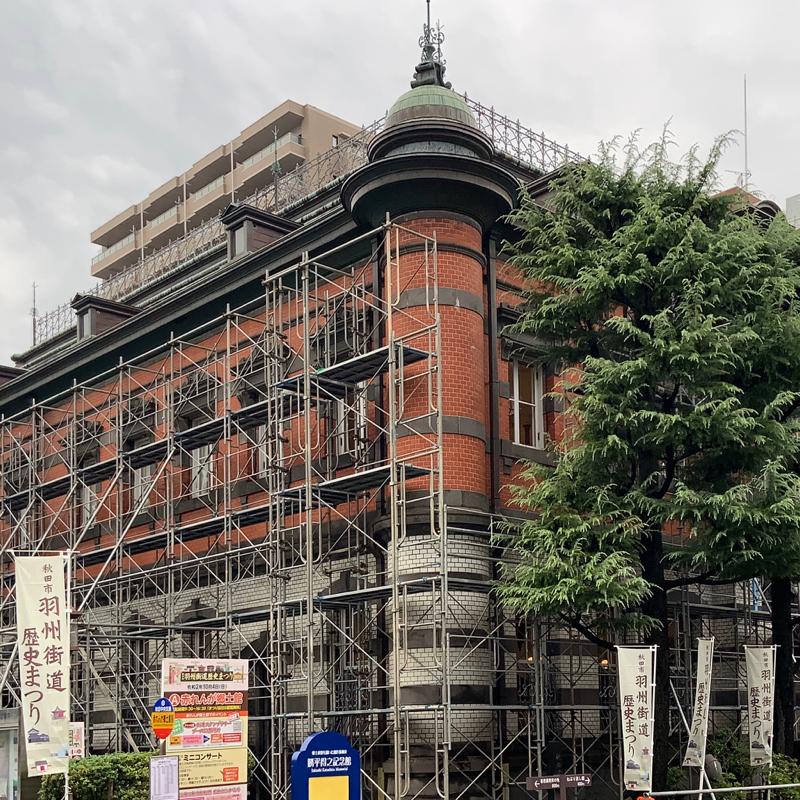 【旅行ガイド】秋田市中心部の観光スポット3選 〜歴史をめぐる旅〜