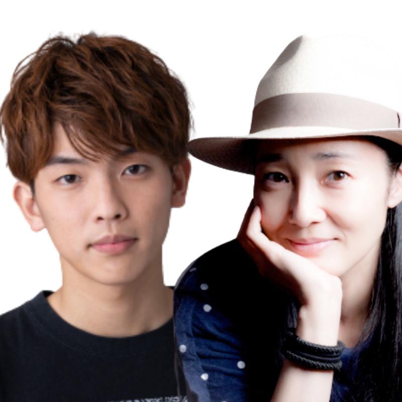 004-2「こんにちは、岩本晟夢です!」西尾まり先輩と反省会!