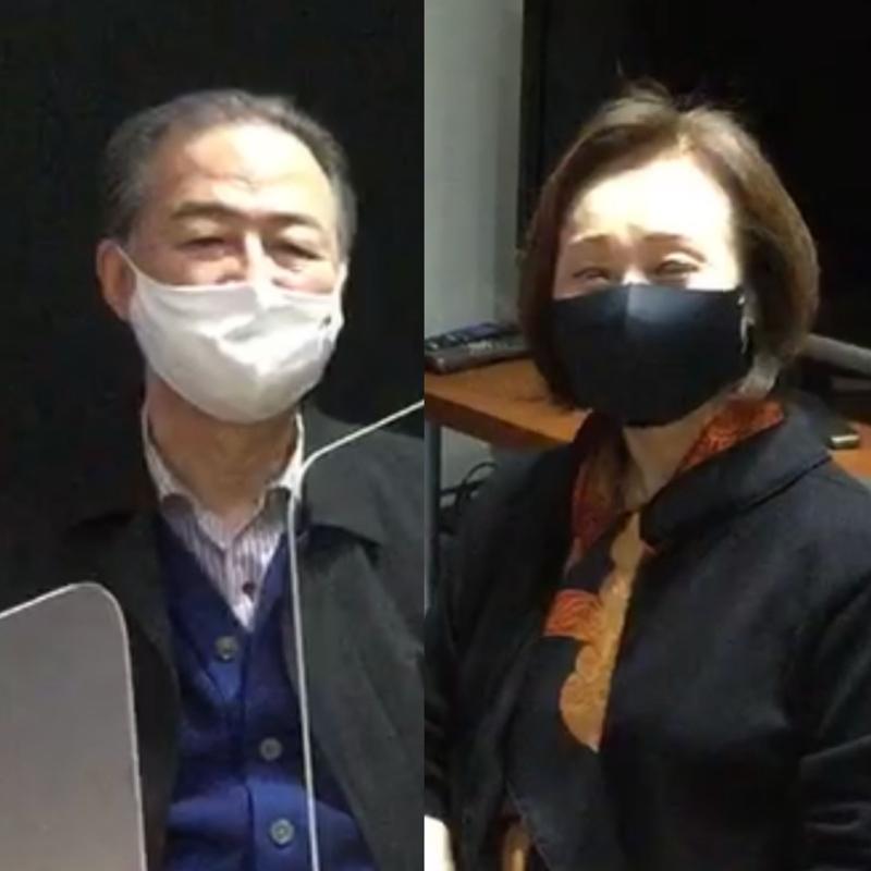 005-1「アッコに、まかせた!!!」 劇団☆新感線エグゼクティブプロデューサー細川会長がゲストです