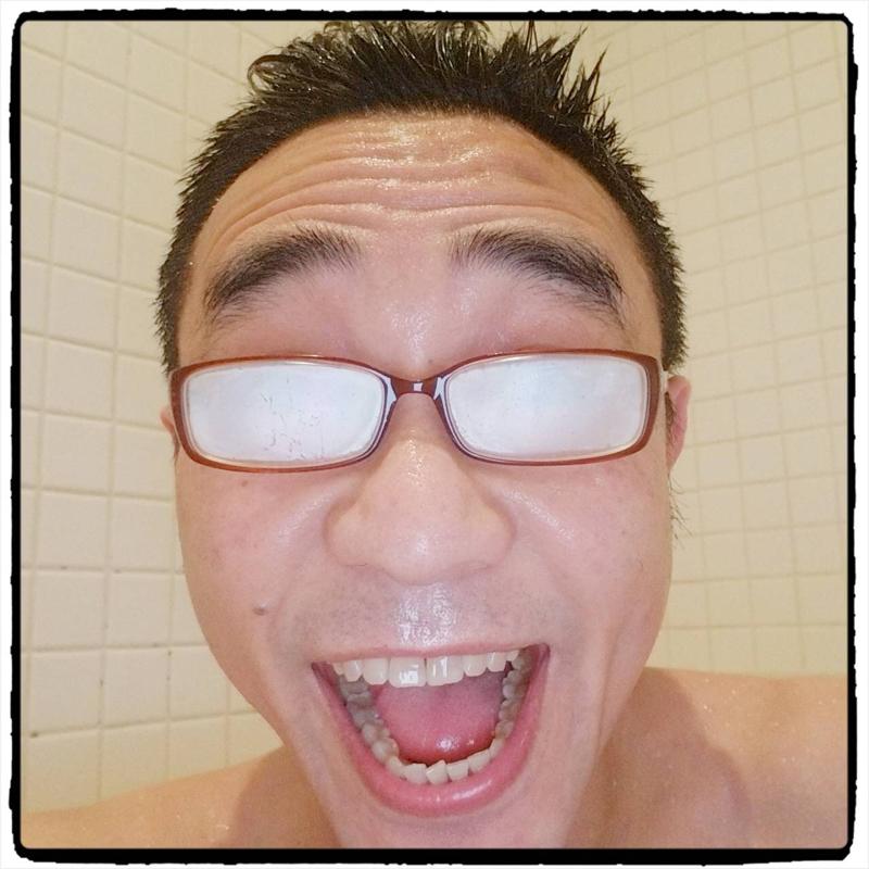 029「八嶋智人のYYY!八嶋のY!❤️大千穐楽を終えて久々のお風呂スタジオよ♨️」