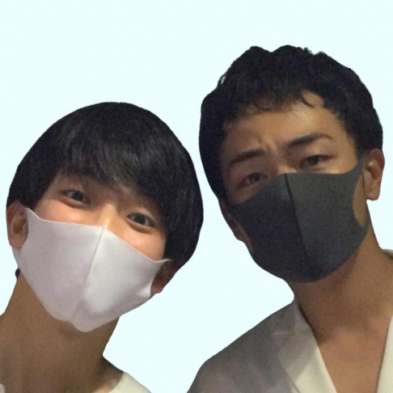 008-2「こんにちは、岩本晟夢です!」やっと会えました同期の田中俊介先輩!
