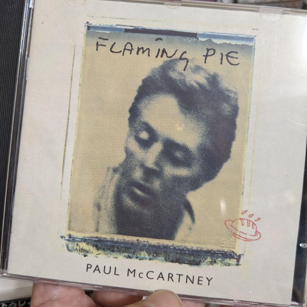ポール・マッカートニーにシビレて候