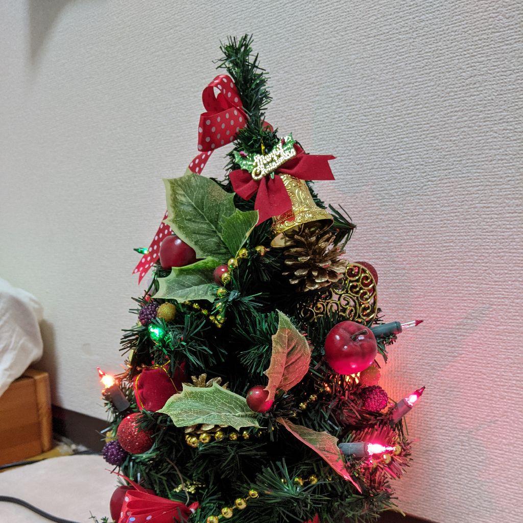 41歳と11歳のクリスマスサンタトーク