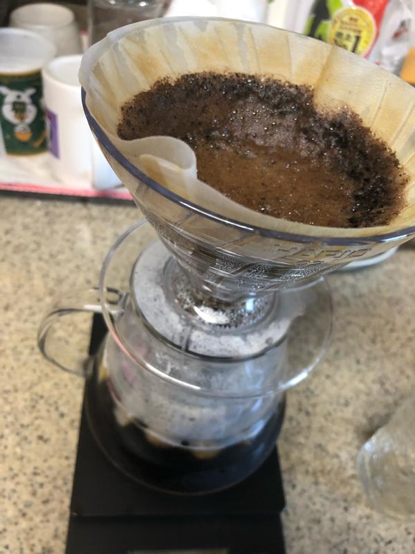 #3 コーヒーを淹れながらコーヒーのこと話してるだけのコーヒー実況ラジオ