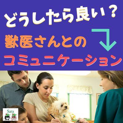 #27. 獣医さんとうまくコミュニケーションをとるには?