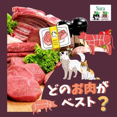 #368. 肉の栄養:トッピングするなら、どの肉がイイの?