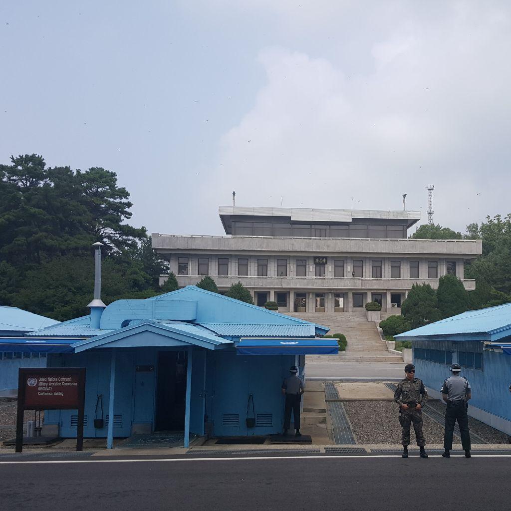 #10.5 韓国と北朝鮮の国境、38度線潜入レポート![後編]