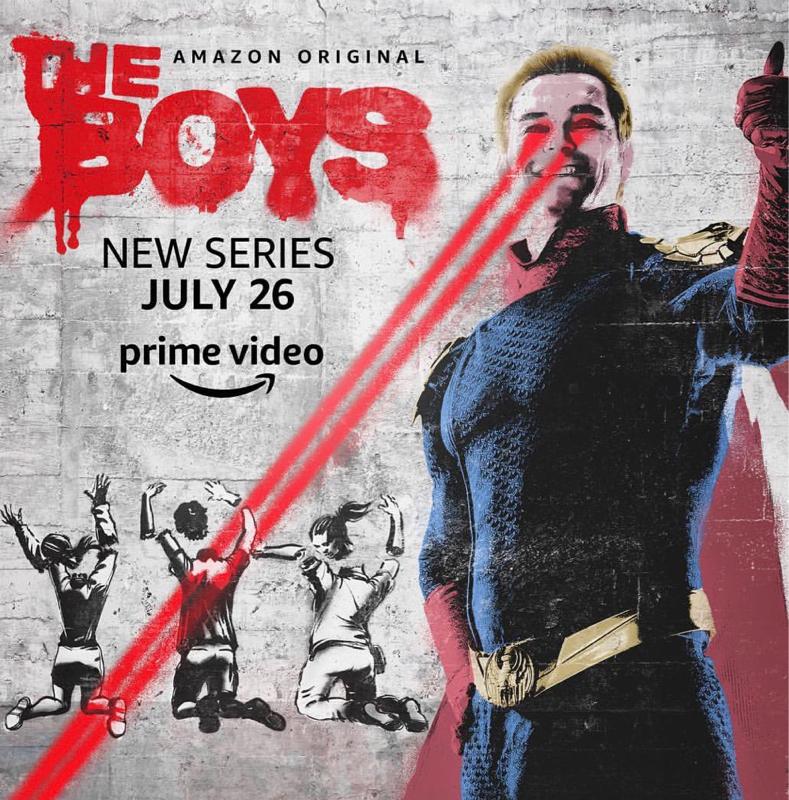 Amazonプライムで見るTheBOYSは大人だけが見れるドラマです#14
