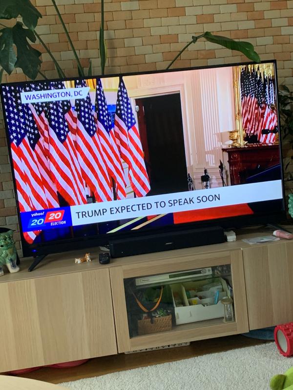#058大統領選挙を追いかけてこそわかる真実を感じて過ごした日