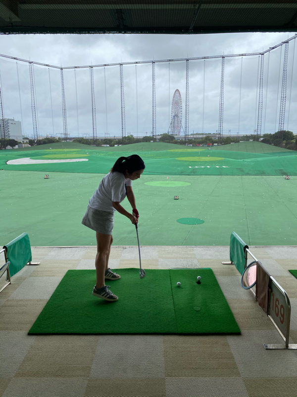 #3 秋ゴルフ行ってくるよ!