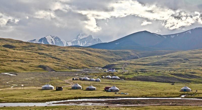 モンゴルってこんな国!