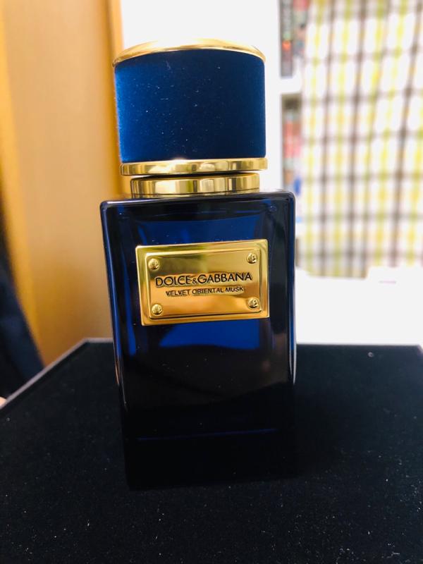 ドルチェ&ガッバーナの香水買っちゃった!!
