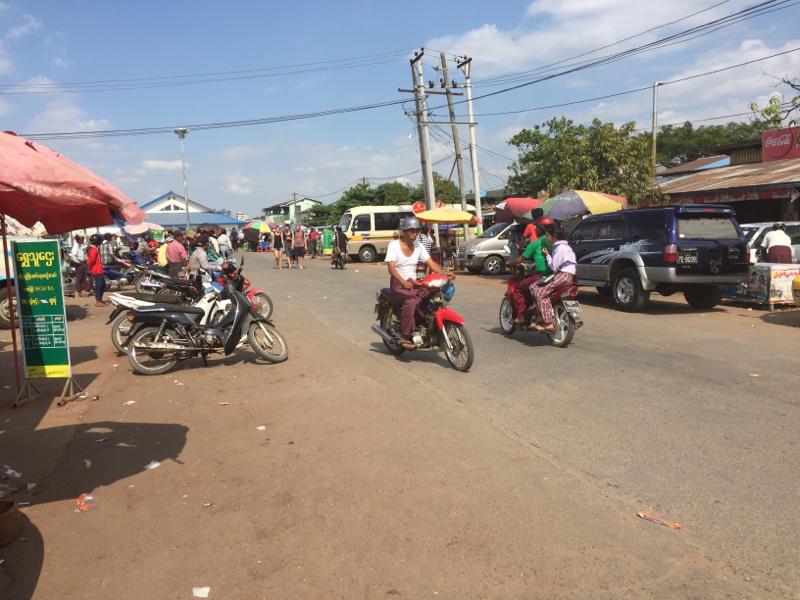 #6 ミャンマーで休みの日は何してたの?