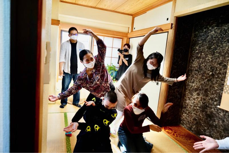 アートプロジェクト『東京で(国)境をこえる』第一弾『kyodo 20_30』無事キックオフしました!
