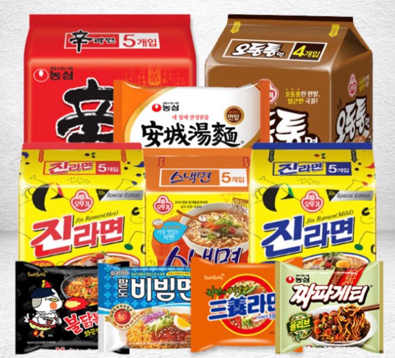 #23 韓国人は一年に74.6回、ラーメンを食べる?!