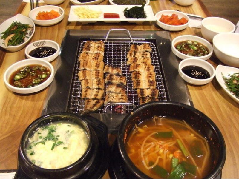 #49 韓国式うなぎの食べ方。うなぎの焼き肉。