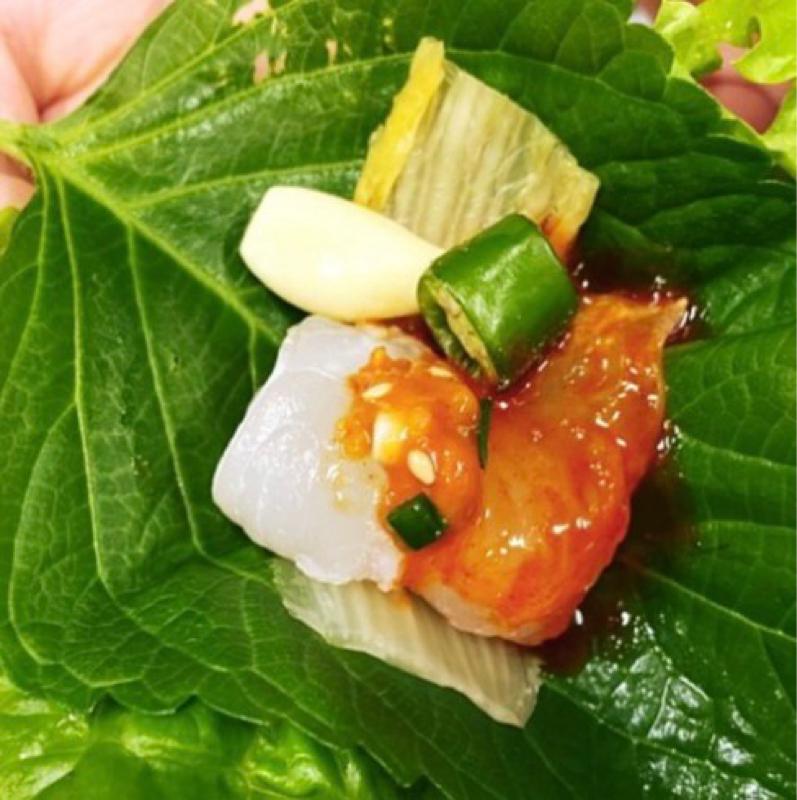 #76 韓国式お刺身の食べ方は?水産市場も出前サービス開始。