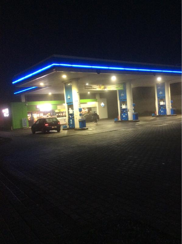 #165 ドイツと日本のガソリンスタンド、ちょっとだけ違うらしいよ