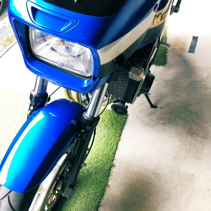 #23 【バイク】タイヤの空気圧へのこだわりのお話