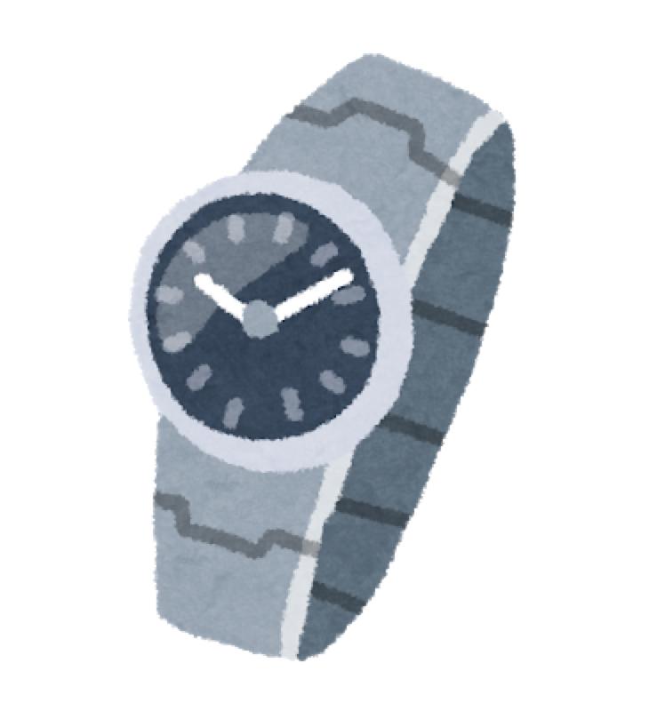 欲しい腕時計の話とか