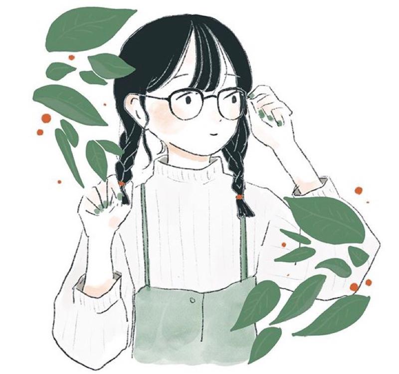 「真っ白な畑」