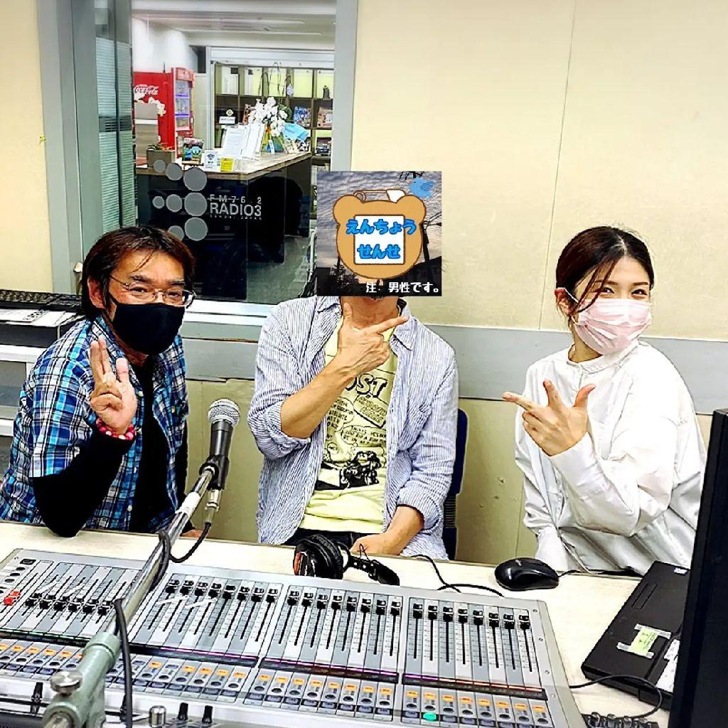 【SENDAIラジオ3/2021.10.07O.A】オンラインで繋がった絆✨/えんちょせんせい
