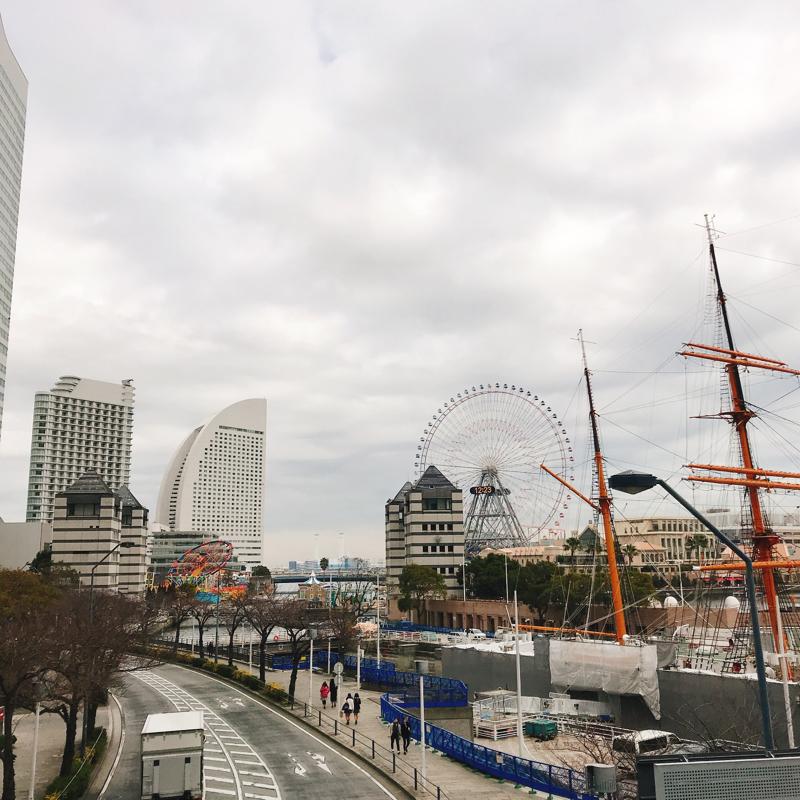 151目 実況収録!桜木町〜大桟橋までスタンプラリー!①