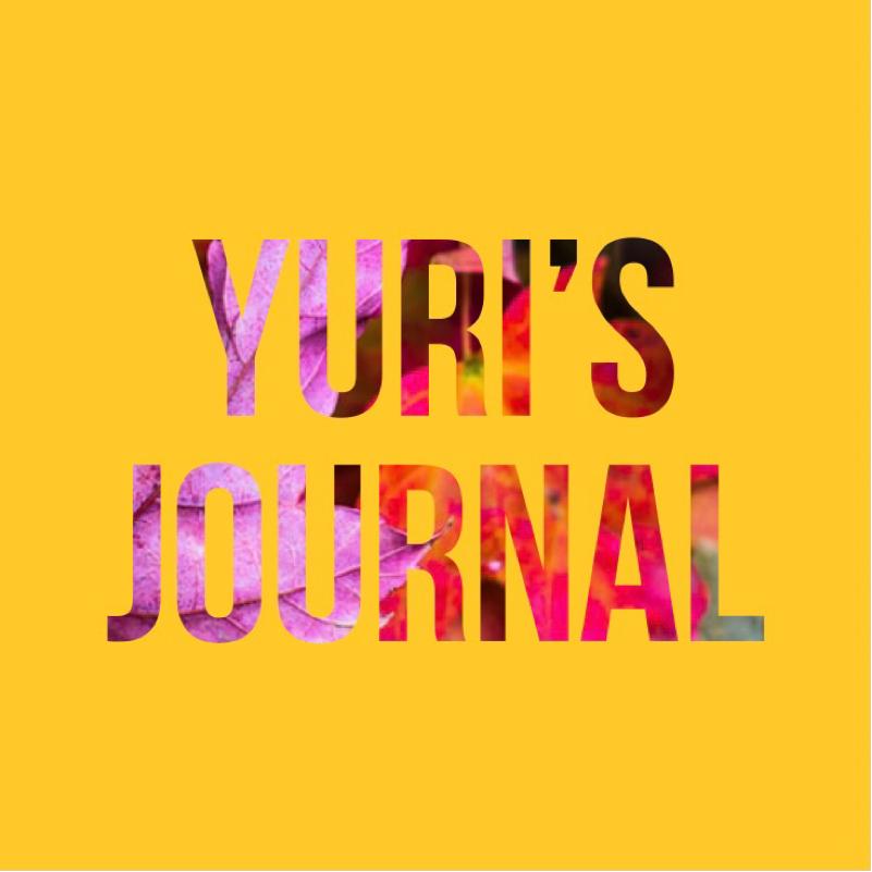 YURI'S JOURNAL