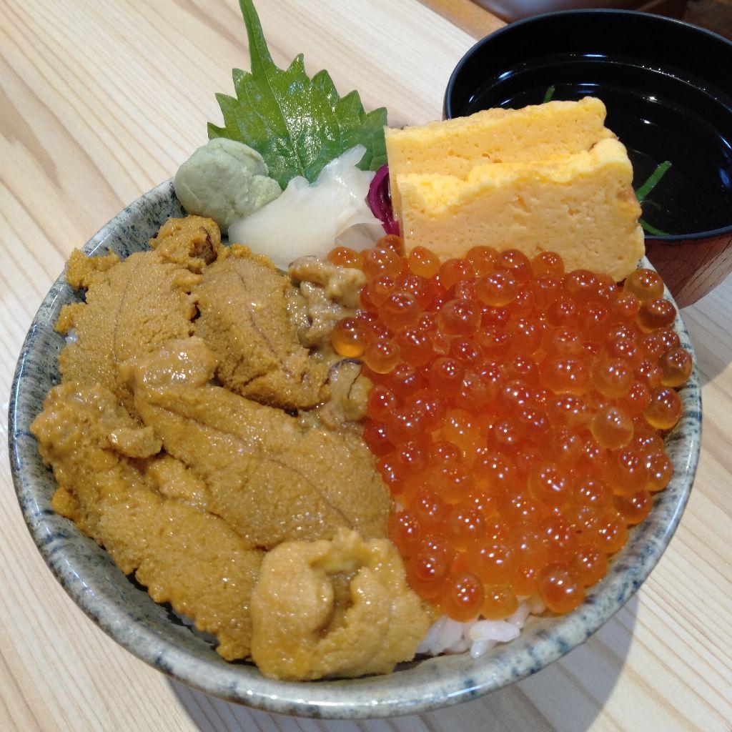 #7 うにいくら丼が1286円で食べられる!札幌のおすすめランチ5選