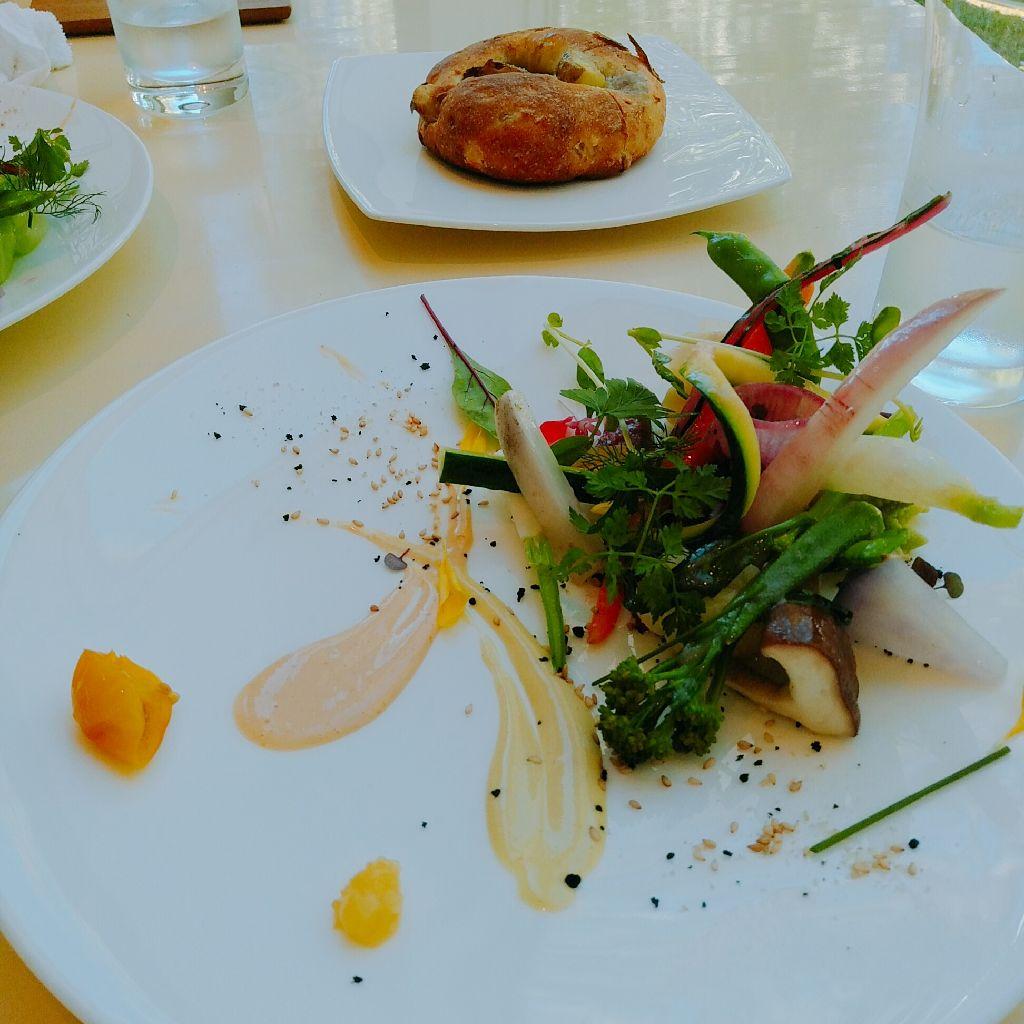 #12 美瑛でおすすめしたいミシュラン1つ星のお野菜フレンチアスペルジュ
