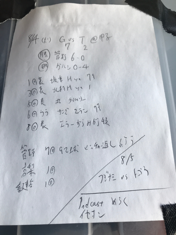 2020.08.05 【DrivingRec!: 4日T戦振り返り/ゲスト出演/ポケモン相談】