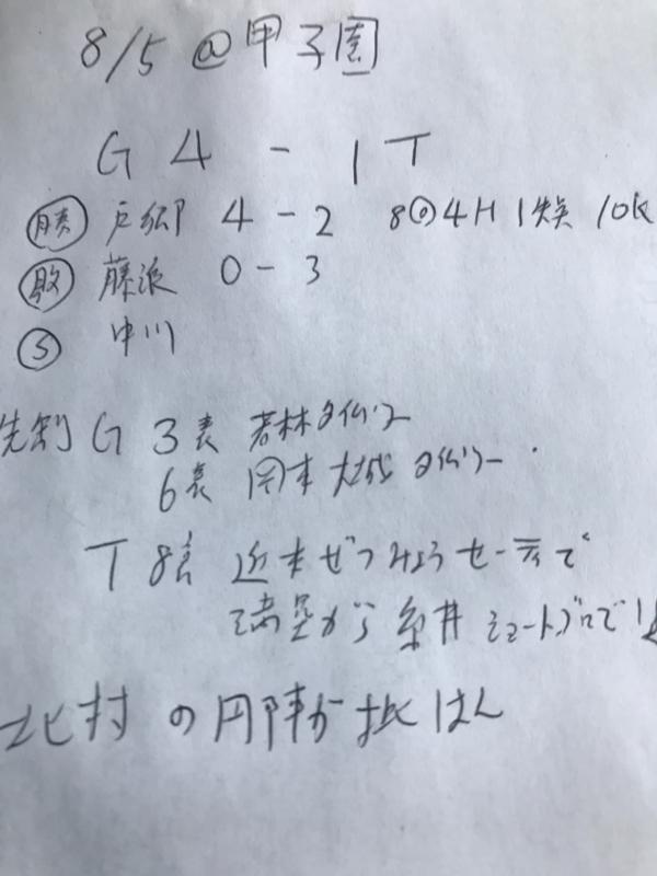 2020.08.06 【DrivingRec!:5日振り返り/北村円陣/成子坂】