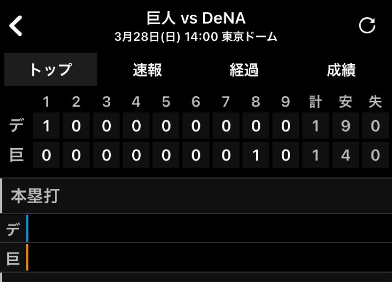 2021.03.29 【vsBS:今村好投も引き分け!カジ、同点打】