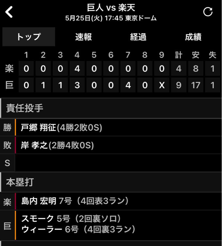 2021.05.26 【5/25 v E:打線爆発!17安打と好調鍵谷!】