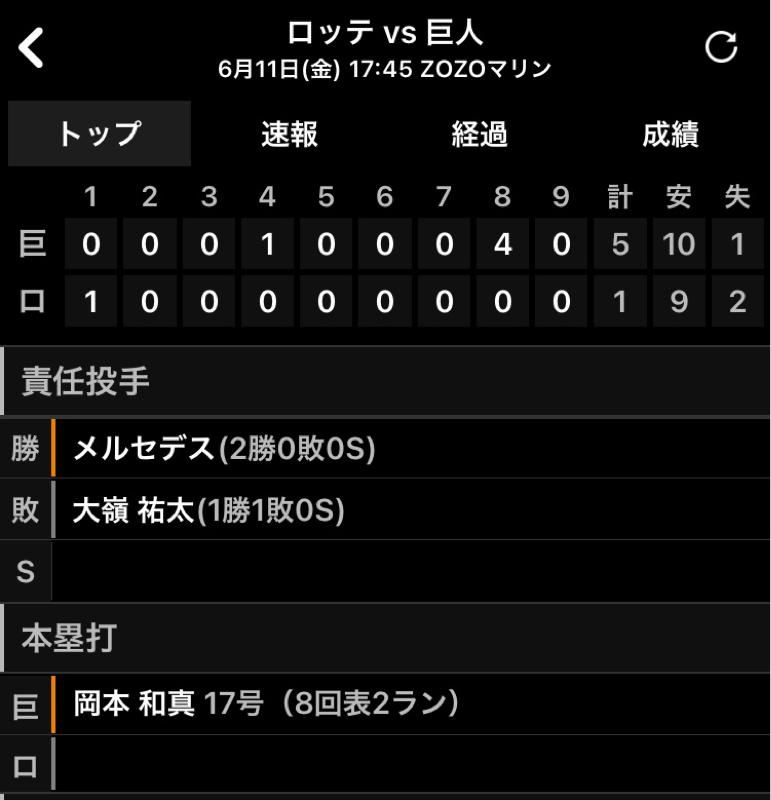2021.06.12 【6/11:連敗止!坂本復活!進化のCC!】