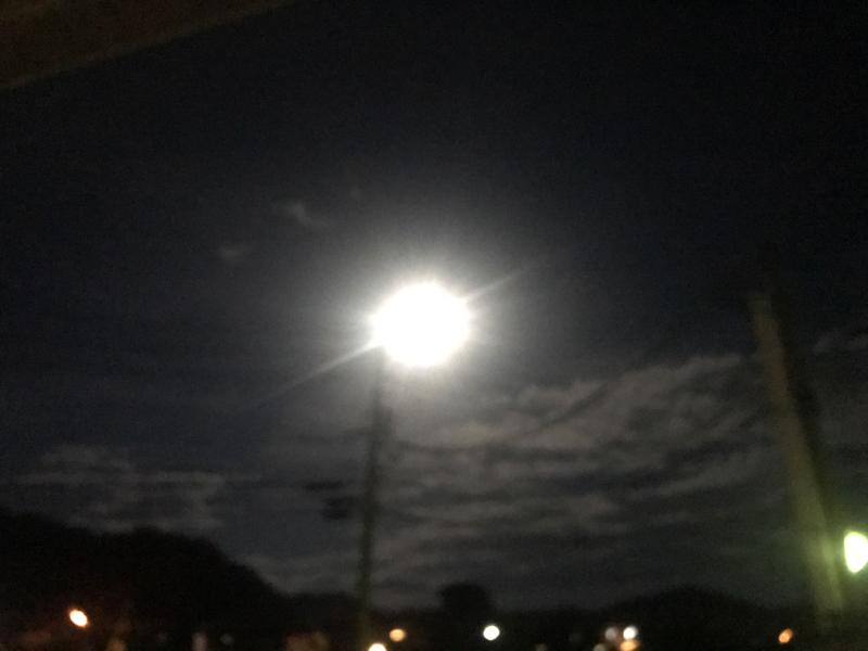 2021.09.22 【9/21:床田に完封負けした満月の夜】