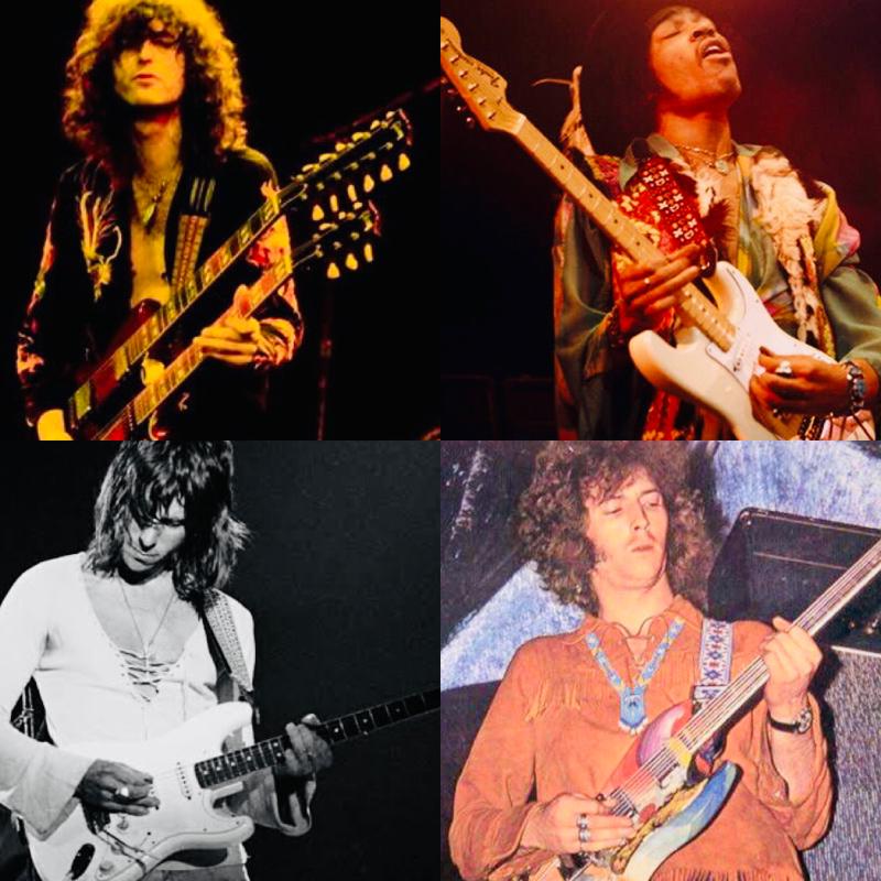 第5話「ロック史上最も偉大なギタリストは?」(1/2)