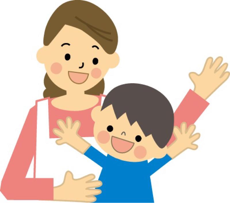 1年生から4年生までの子育て