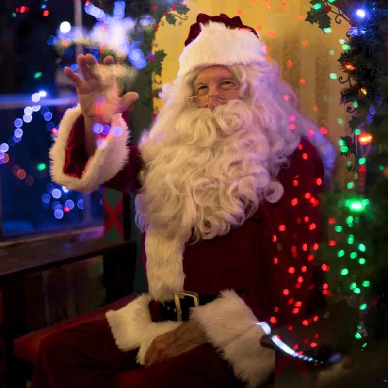 眠くなりそうな朗読「サンタクロースはいるんだ」