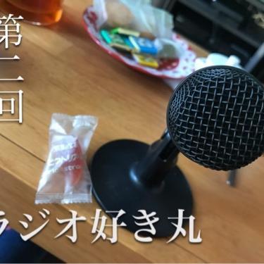 第二回  ラジオのはなし〜 猫乱入の巻〜