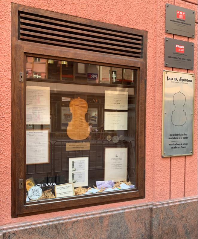 27:チェコで楽器屋さんへ行った話/オールド楽器?/弓を買えばよかった【ドイツ行き番外編】