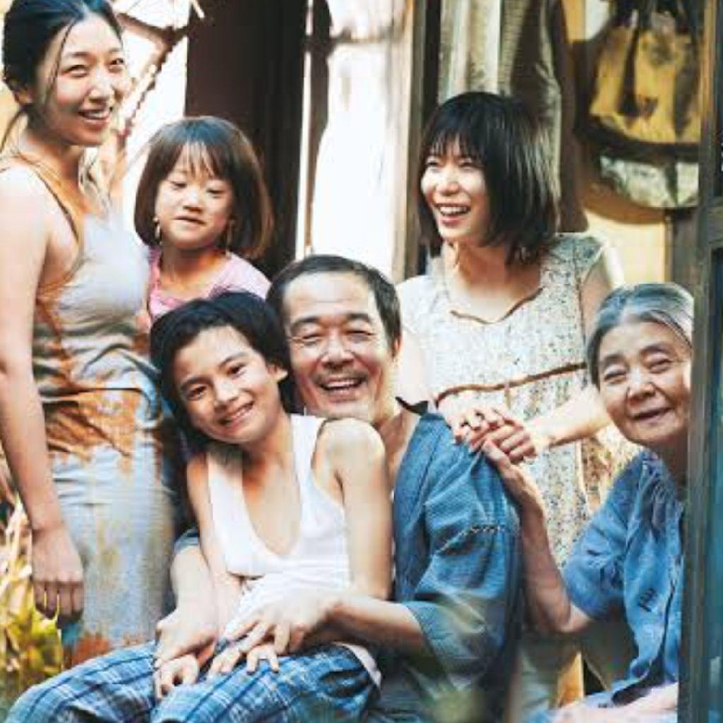 #39 映画『万引き家族』是枝裕和監督(2018)