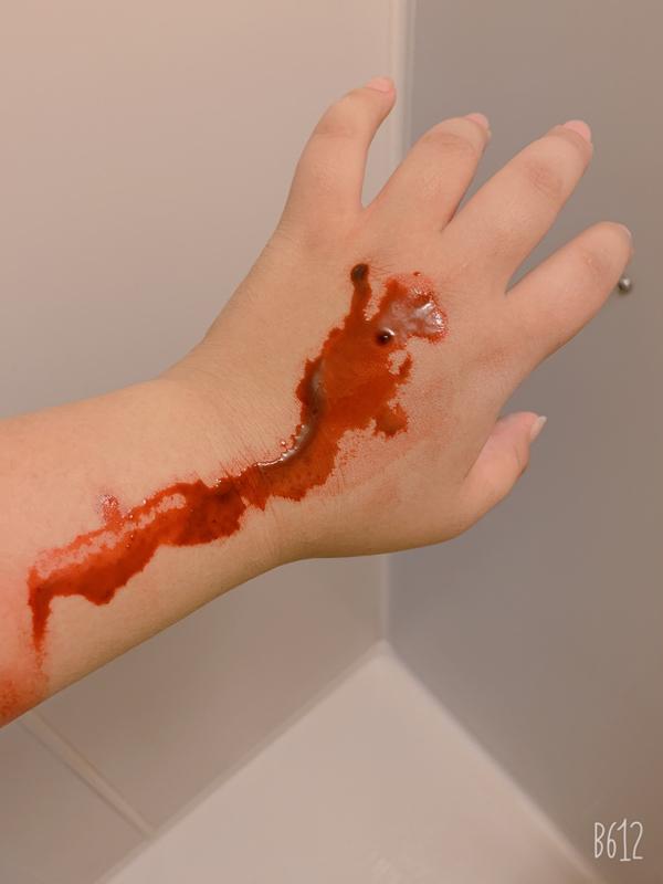 【ハロウィン企画】血のりを作ってみよう!