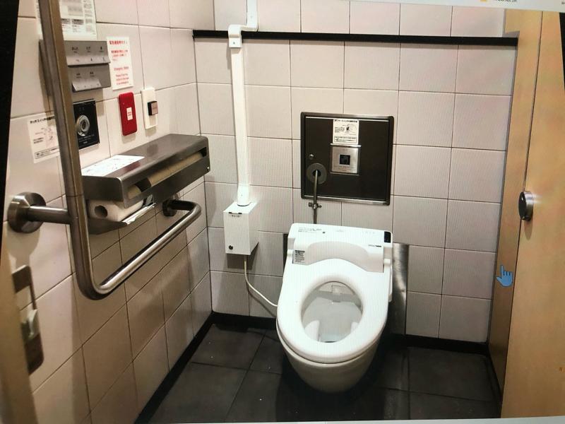 #076車椅子はトイレ内で何をしている?おしっこの秘密