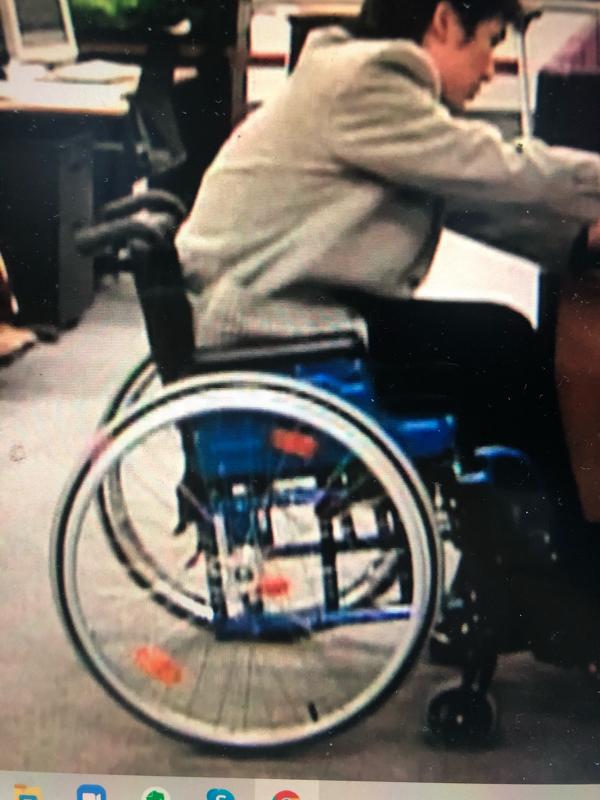 #077車椅子を区別してみよう