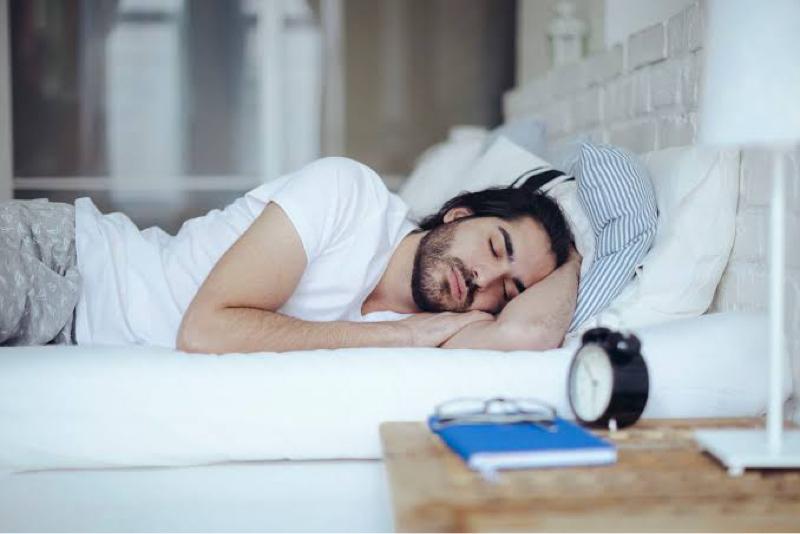 眠り方(寝相)を知れば自分がわかる‼️