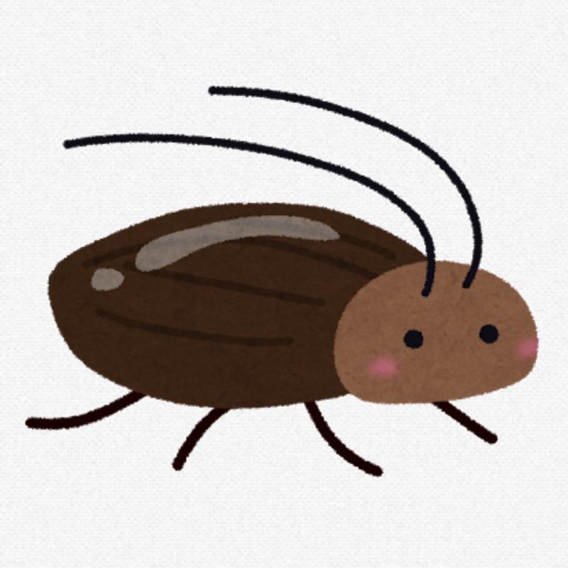 ♋️193:2億5000年以上前から生きているゴキブリ