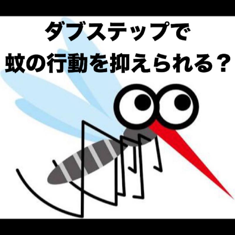 ♋️203:蚊はダブステップでフリーズする?