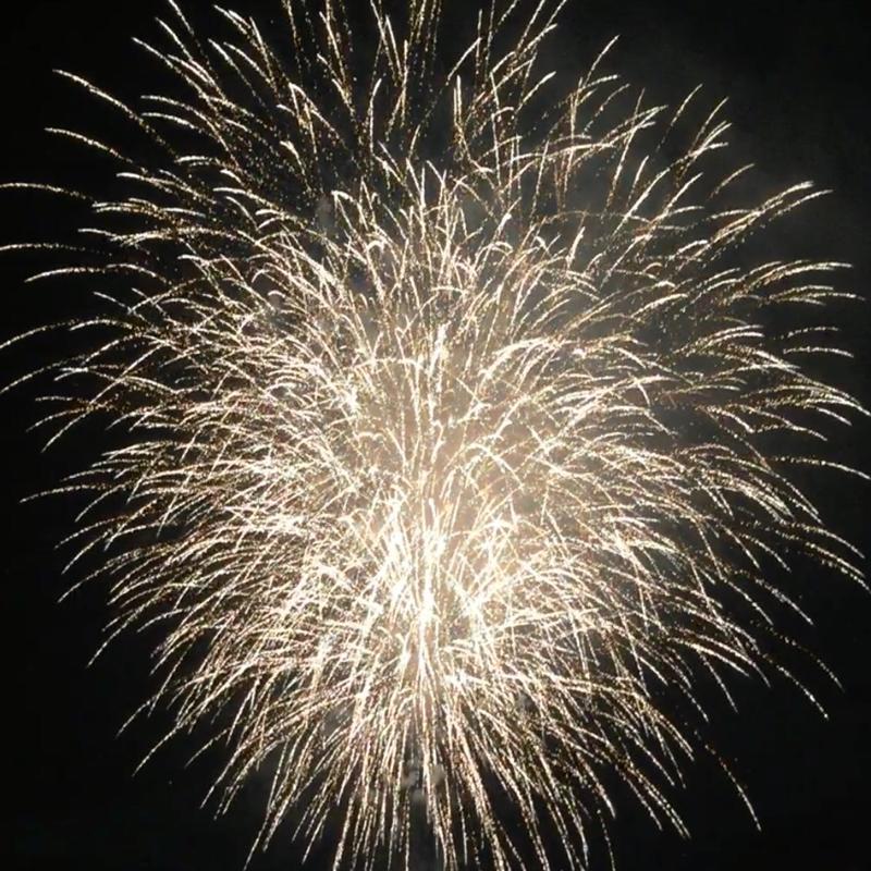 ♋️313:きゅうりとジェラートと人ごみと花火