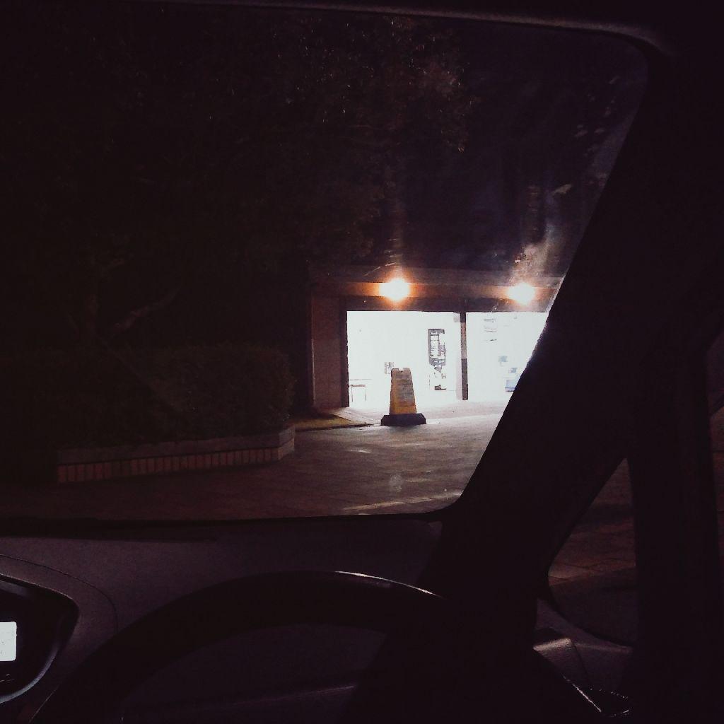 第4回 深夜のパーキング